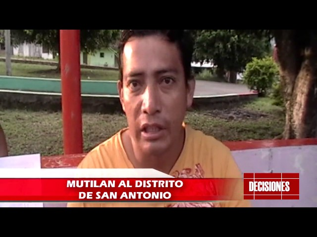 San Antonio de Cumbaza y su preocupante mutilación territorial