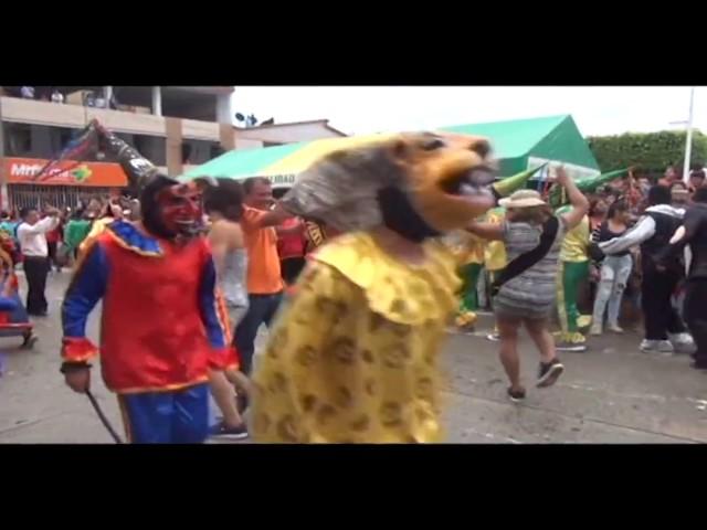 Celebración del carnaval riojano 2017 – Día central