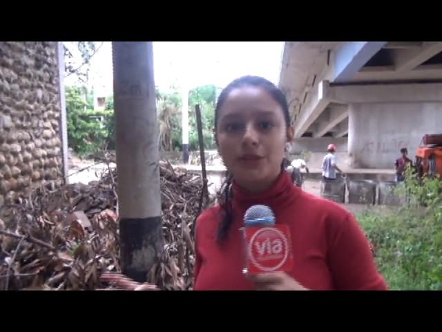 Vecinos denuncian abandono de escalinata del Jr. Shapaja en Tarapoto