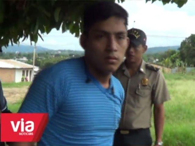 Intervienen a sujeto con mototaxi aparentemente robada en La Banda de Shilcayo