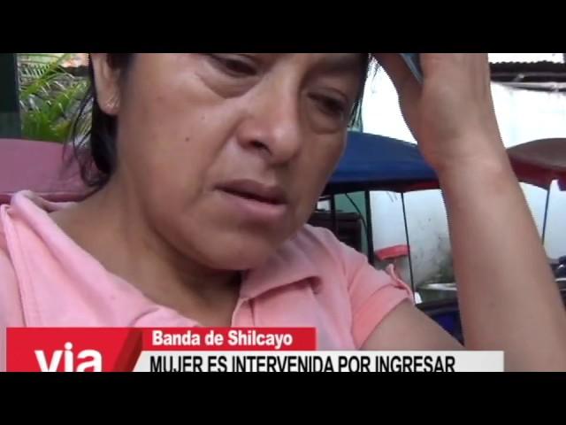 Mujer es intervenida por ingresar un chip a penal Pampas de Sanguillo