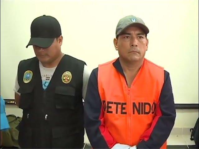 Detienen a alcalde de Tocache por presuntos vínculos con el narcotráfico y terrorismo