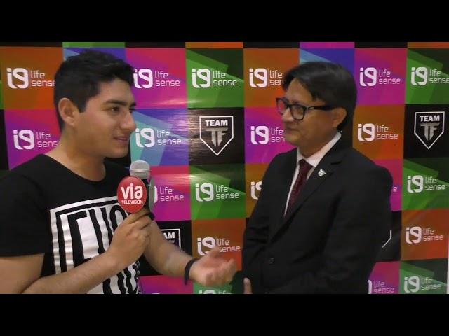Super lanzamiento de la marca brasilera i9 Life Global en Tarapoto
