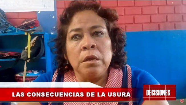 Las consecuencias de la usura en Tarapoto