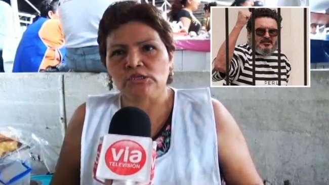 Tarapotinos opinan sobre pedido de indulto para Abimael Guzmán