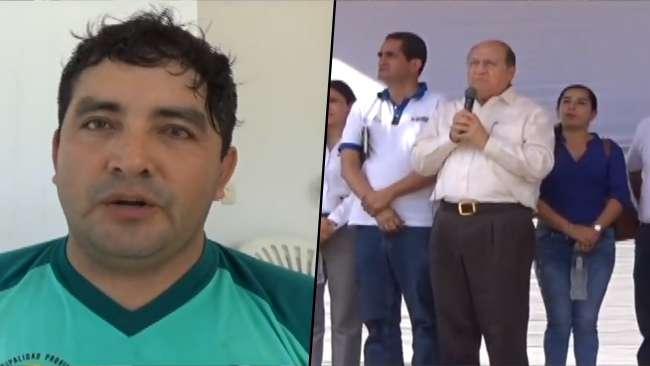 Dirigentes de la FENUTSSA no lograron dialogar con Ministro de Salud
