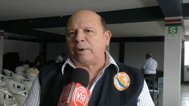Instalan plataforma de Defensa Civil de la provincia de San Martín