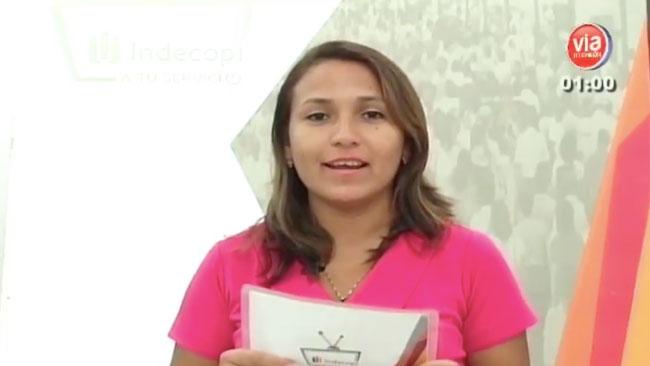 Indecopi a tu servicio: Sociedad de Comercio Exterior del Perú