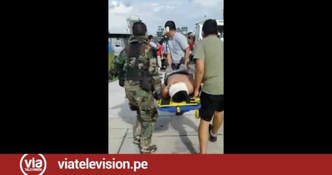 Emboscada narcoterrorista deja cuatro policías heridos en Ucayali