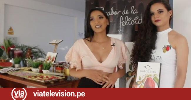 """Se inaugura la nueva  chocolatería """"Dolce Vita"""""""