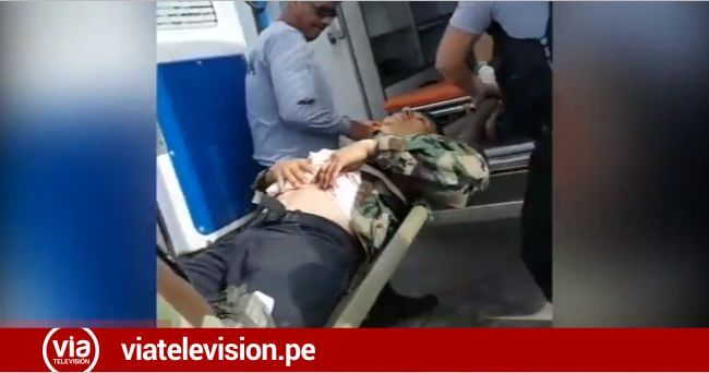 Durante emboscada cuatro policías antidrogas resultan heridos