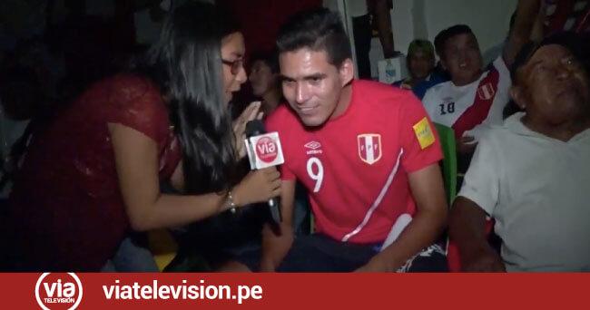 Perú venció a Croacia 2-0 y a si lo celebramos en la selva