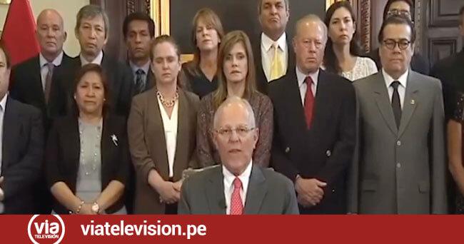 Presidentes de países que también renunciaron a sus cargos