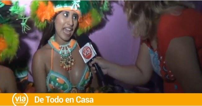 Concurso de Toadas en la ciudad de Tarapoto
