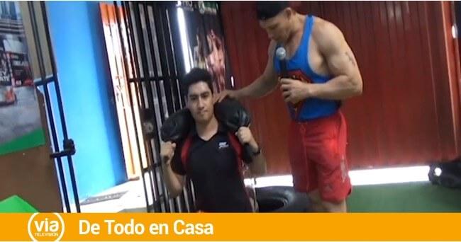 Xtreme Fitness Tarapoto: Serie de ejercicios para fortalecer piernas