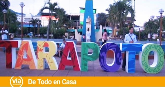 ¿Cómo nace la idea de colocar estas letras en la Plaza de Tarapoto?