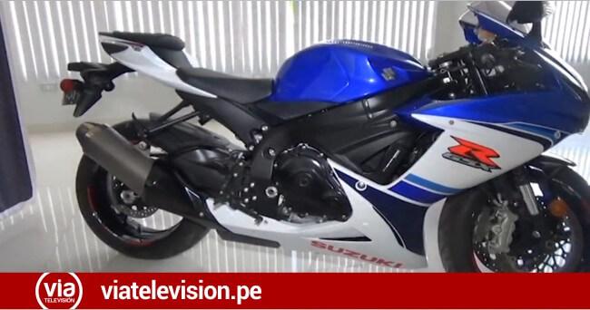 Suzuki lanza al mercado cuatro  nuevos modelos de motos deportivas
