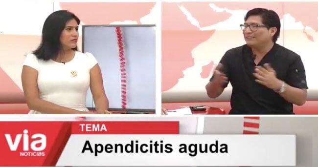 Apendicitis aguda | Secuencia Corpomedic
