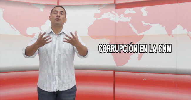 Secuencia Legal Es: Corrupción en el Consejo Nacional de la Magistratura