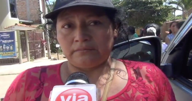 Familiares de fallecido en  despiste solicitan cadáver para velarlo