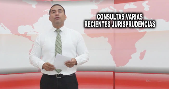Secuencia Legal Es: Consultas varias recientes jurisprudencias