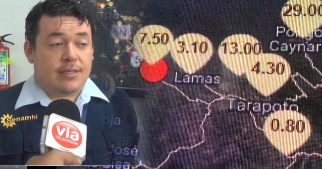 SENAMHI advierte a población y autoridades estar alertas por lluvias inusuales