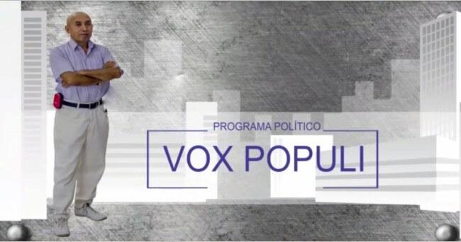 Vox Populi Lunes 09 de Julio