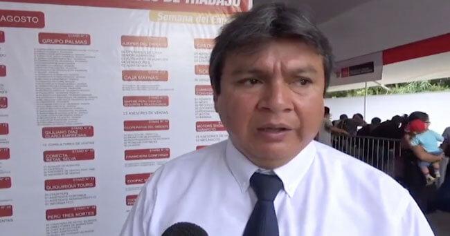 Región San Martín cuenta con 10  nuevos inspectores de trabajo