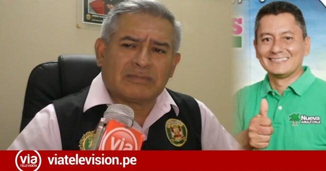 Divincri investiga atentado contra candidato de Nueva Amazonía
