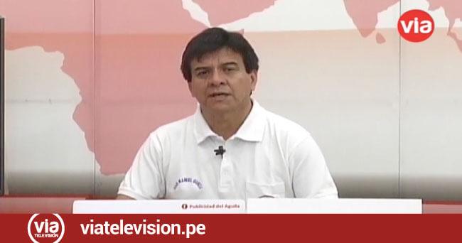 Propuestas de Juan Manuel, candidato a la alcaldía de Tarapoto