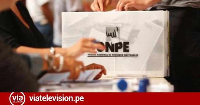 Tarapoto: ONPE iniciará capacitación a miembros de mesa