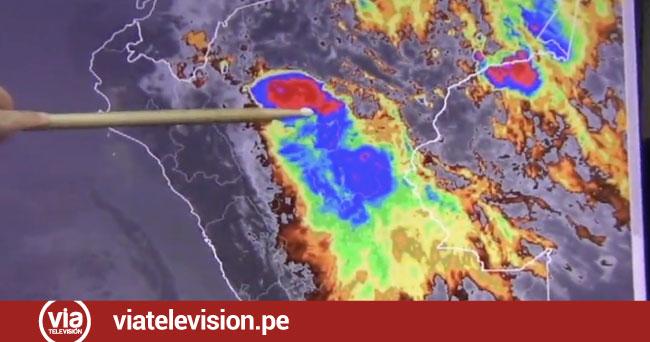 SENAMHI anuncia ola de frío para San Martín en los próximos días