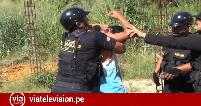 Se incrementan casos de violencia familiar en La Banda de Shilcayo