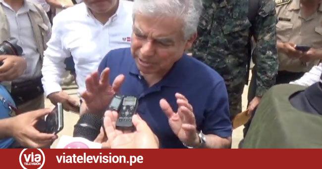 Primer Ministro visita obras que muestran retraso en su ejecución