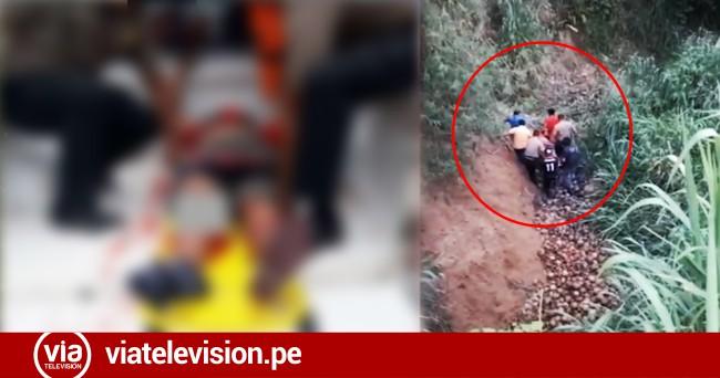 Cadete de colegio militar muere y otro resulta herido tras despiste de moto