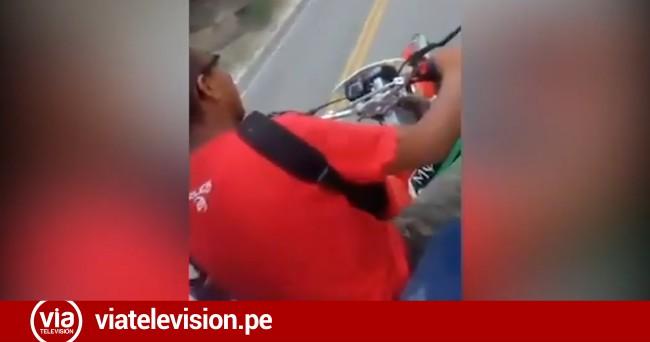 Aparece video al momento que se produce el accidente de los cadetes