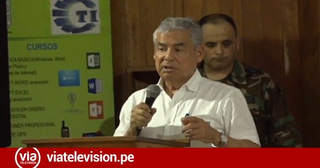Premier César Villanueva mostró su disposición de apoyo a autoridades electas