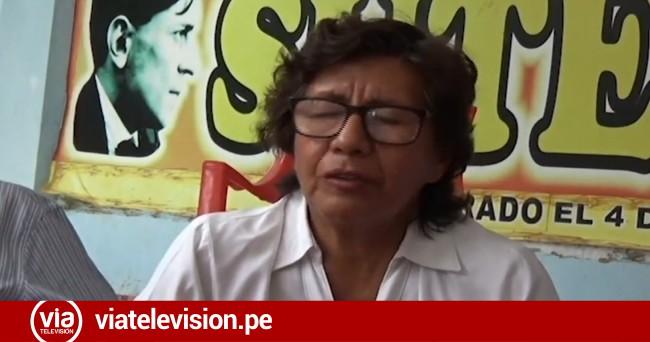 Descartan suspensión de Lucinda Vásquez por acatar huelga