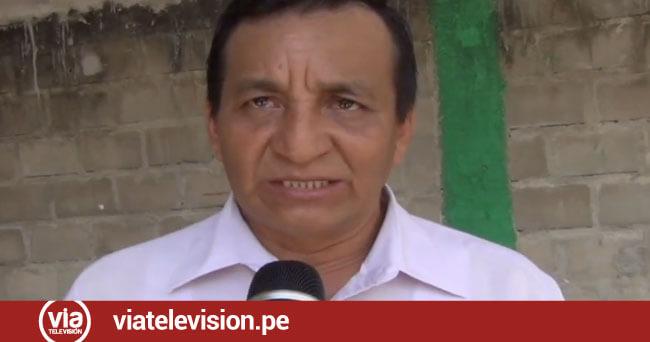 A puertas de concluir su gestión alcalde  inaugura obras en San Antonio de Cumbaza
