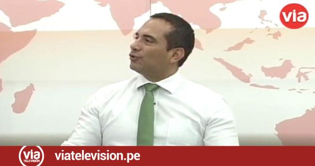 Entrevista al abogado Gonzalo Gonzales sobre temas de actualidad