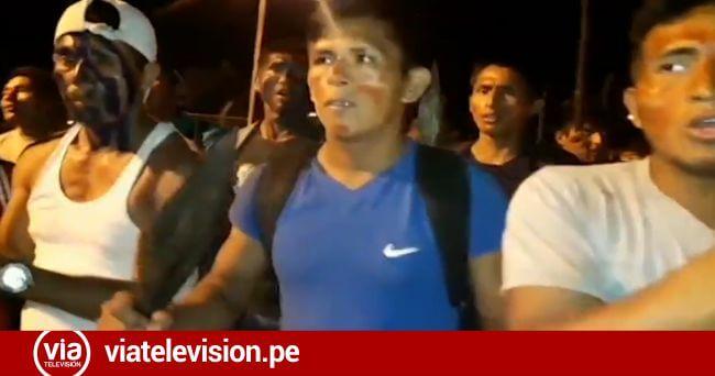 Indígenas toman lote petrolero en la localidad de Saramiriza