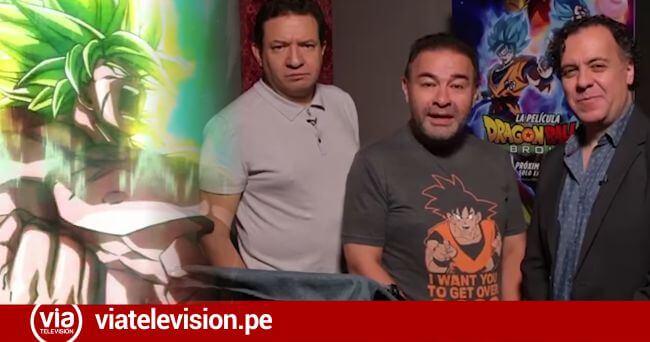Dragon Ball Super: Broly superó a Asu Mare 2