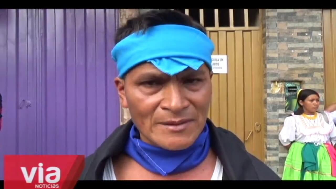 Indígenas exigen proyecto de electrificación para cuatro comunidades
