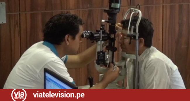 Anuncian campaña oftalmológica en EsSalud para operar a pacientes con catarata