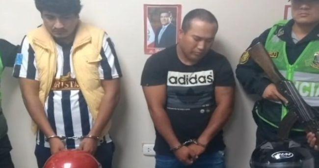 Capturan a presuntos asaltantes de joyería y recuperan parte de lo robado