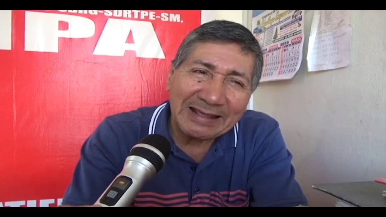 Ex dirigente afirma que FENUTSSA no  tiene representatividad en la provincia