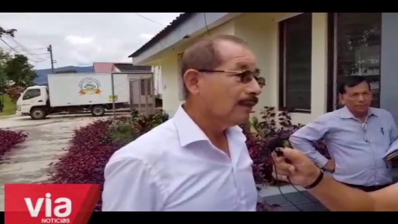 Gerente del Proyecto Huallaga desmiente renuncia al cargo
