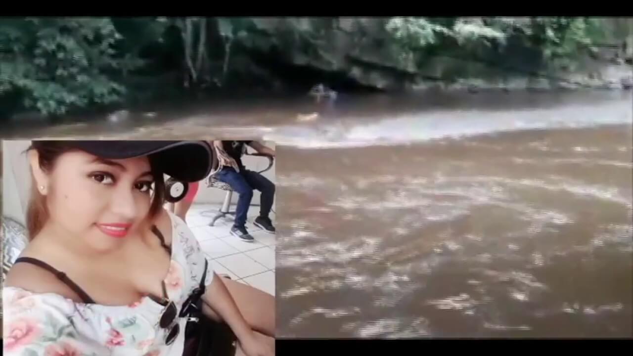 Hasta el momento no es ubicada la joven que desapareció en la cascada Galindona