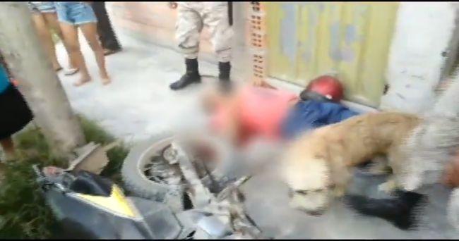 Sujeto es herido con arma de fuego en el distrito de Nueva Cajamarca