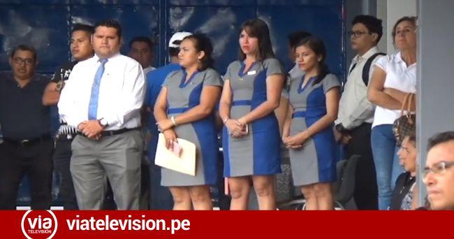 Estudiantes de la I.E.P Simón Bolívar inician año escolar 2019